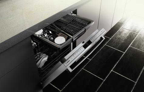 - Bosch Benchmark Dishwasher 3rd Rack -