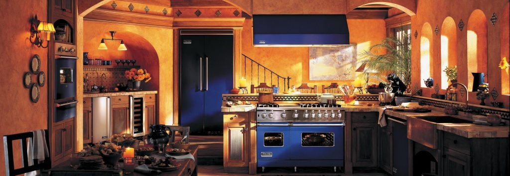 - VIKING Cobalt Kitchen e1498578122931 - Inspiration & Trends