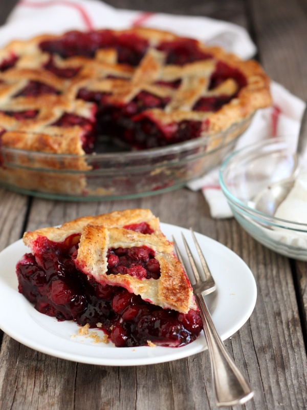 - Holiday Pies Blueberry Cranberry Completely Delicious -