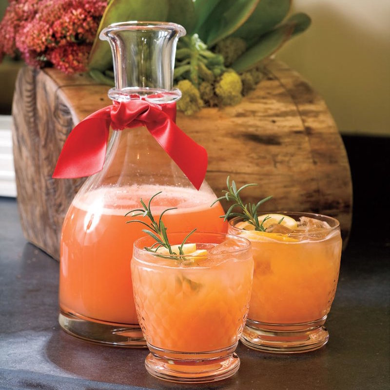 - Holiday Party Ideas Rudolphss Tipsy Spritzer -