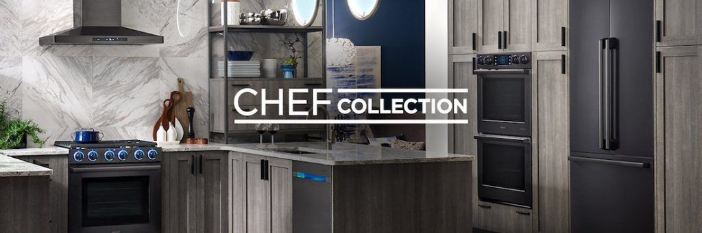 - Samsung Chef Collection Header - Cooktops