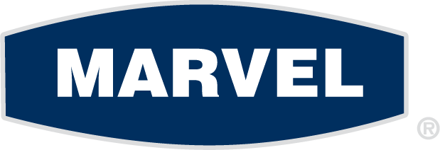 - Marvel Logo blue -