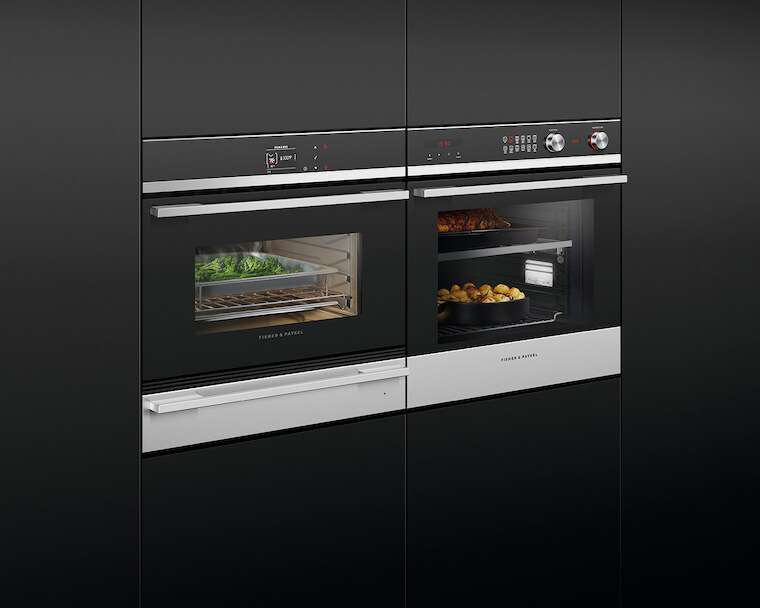 - fisher paykel cooking -