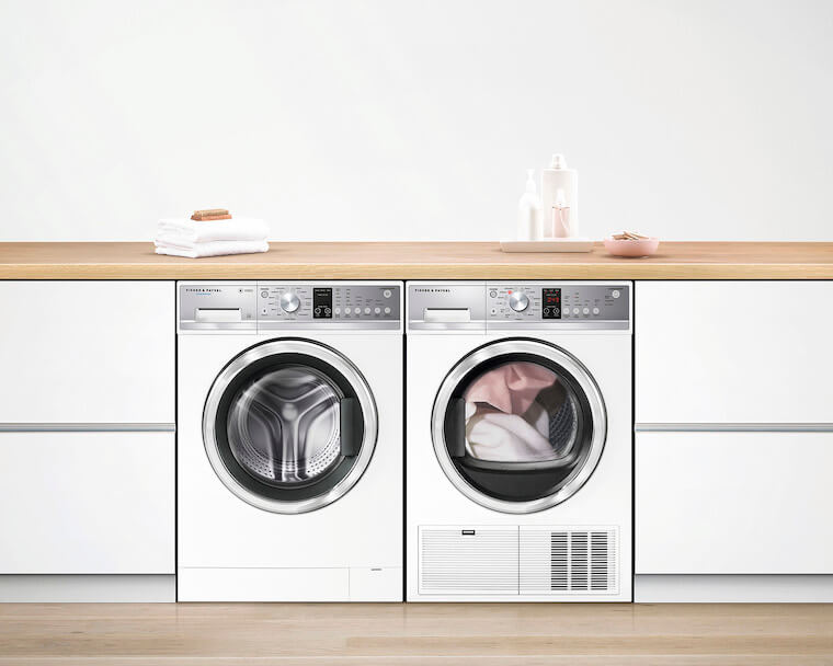 - fisher paykel laundry -