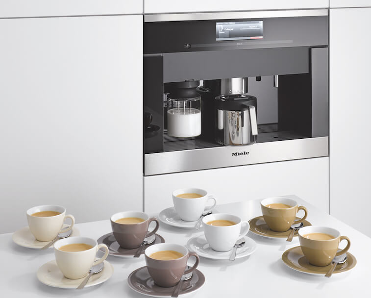 - miele coffee machine -