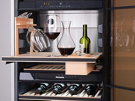 - miele wine storage -