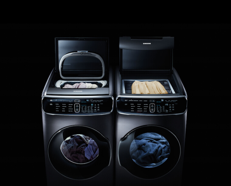 - samsung washer dryer -